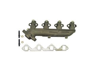 Exhaust Manifold, 351W Right W/ O2 hole 80-87-Broncograveyard com