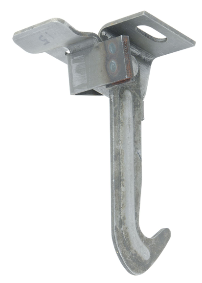 1966-1977 Ford Bronco Steel Hood Safety Latch ...