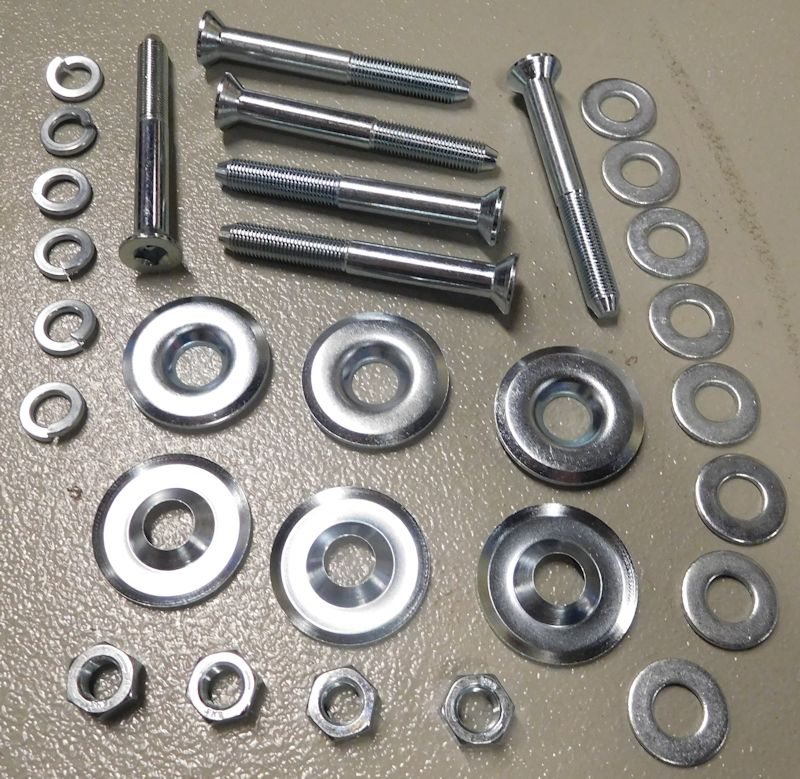 1973 1979 Ford F Series Truck Body Mount And Hardware Kit