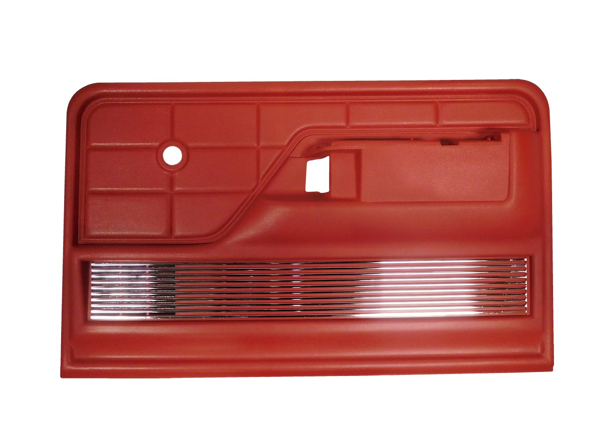 Black Ford Explorer >> 1973-1979 Ford Bronco and F Series Truck OEM Red XLT Door