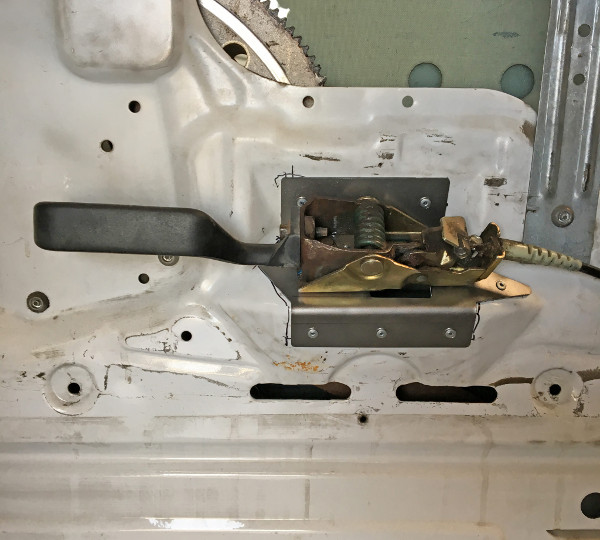 1980-1997 Ford Bronco And F-Series Truck Inside Door