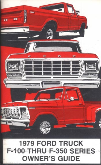 1979 ford truck owners manual broncograveyard com rh shop broncograveyard com ford truck manuals free ford truck manual transmission identification