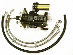 ford bronco f series truck hydroboost system broncograveyard com rh shop broncograveyard com ford mustang hydroboost diagram Ford F-350 Brake Line Diagram