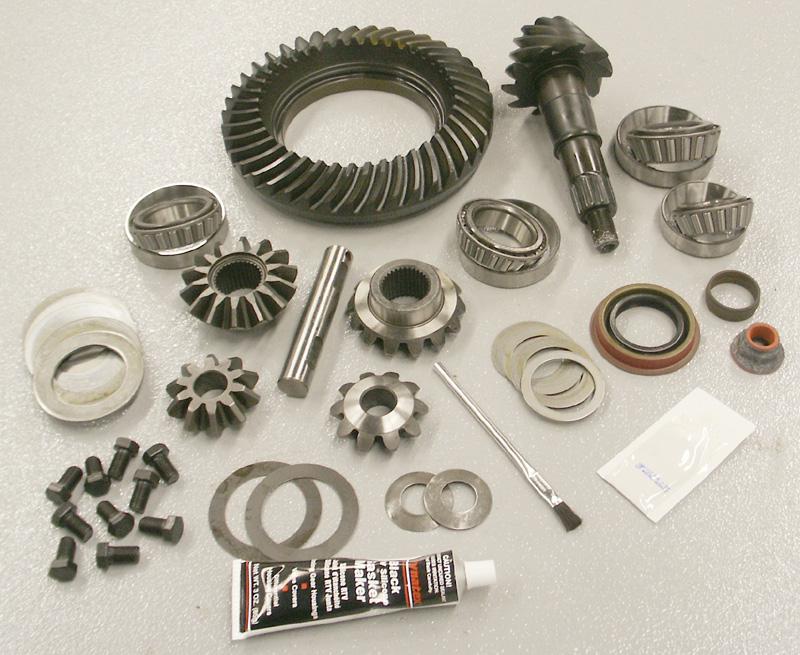 8 8 Inch Standard Open Internal Rear End Rebuild Kit