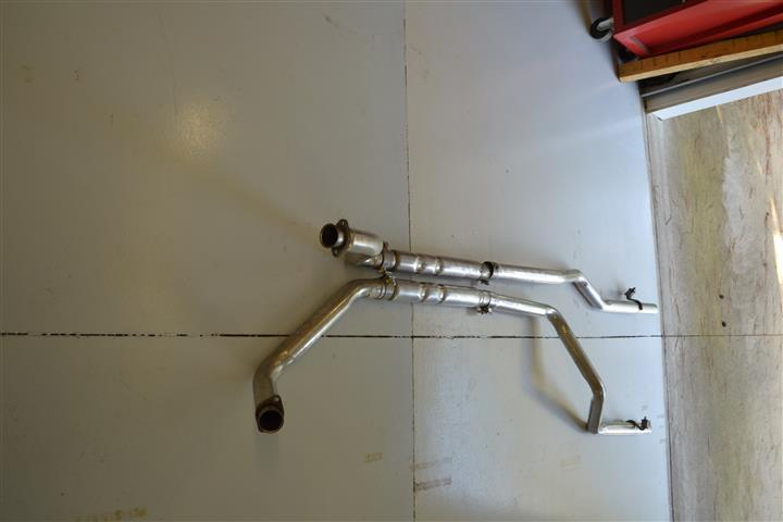 "New Ford Explorer >> 289/302 Dual Exhaust System 2.5"", Manifolds-Broncograveyard.com"