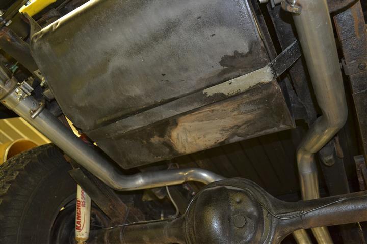 "289/302 X-Kit Exhaust System 2.5"", Manifolds ..."