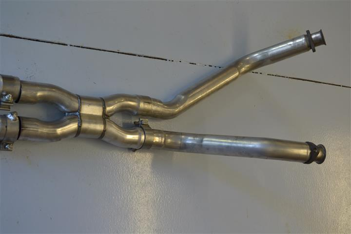 289 302 X Kit Exhaust System 2 5 Quot Manifolds