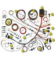 ford bronco american autowire complete classic rewire kit wire harness cuda 1966 1977 ford bronco american autowire complete classic rewire kit