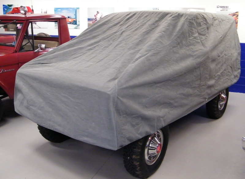 Ford Bronco Car Covers >> Ford Bronco Car Cover Broncograveyard Com