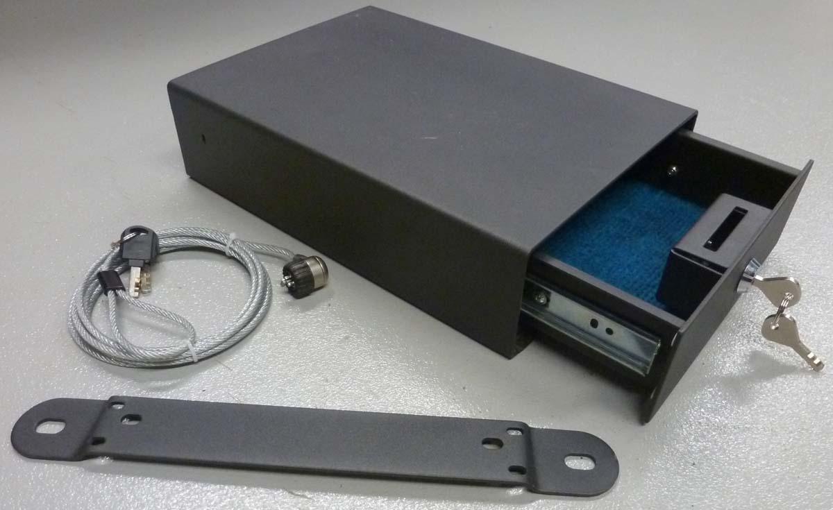 Under Seat Locking Storage Box. Images/bstpundrseatbox