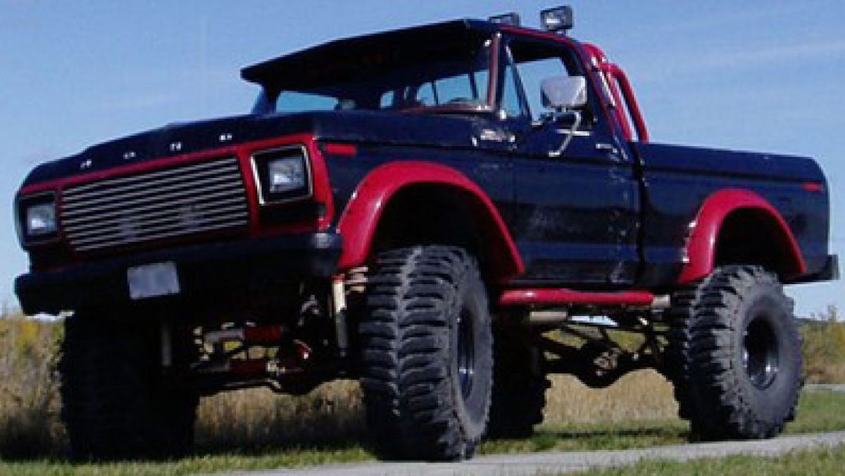 Ford Cut Out Fender Flare Front Pair Oe Matte Black 1980 Bronco Blue Flares For Of Or Pick Up 73 79