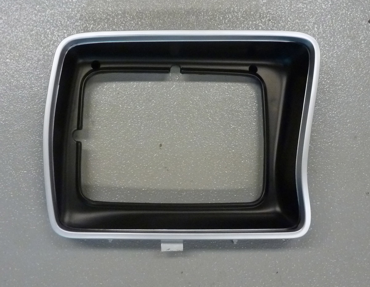 1979 Ford Bronco and F Series Truck Headlight Door Argent Square Right-Broncograveyard.com & 1979 Ford Bronco and F Series Truck Headlight Door Argent Square ...