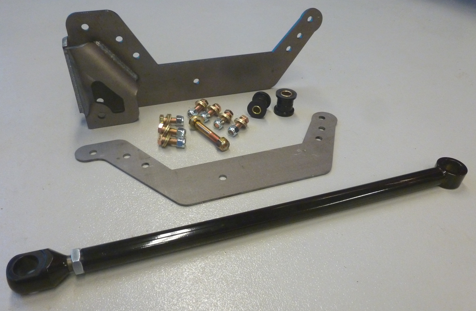 Ford Bronco F Series Truck Track Bar W Mount Solid Axle C 1980 Full Size Broncograveyardcom