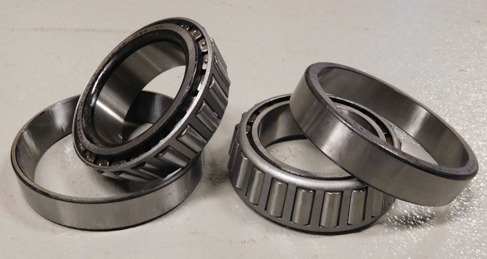 9 Timken Carrier bearings Pair-Broncograveyard com