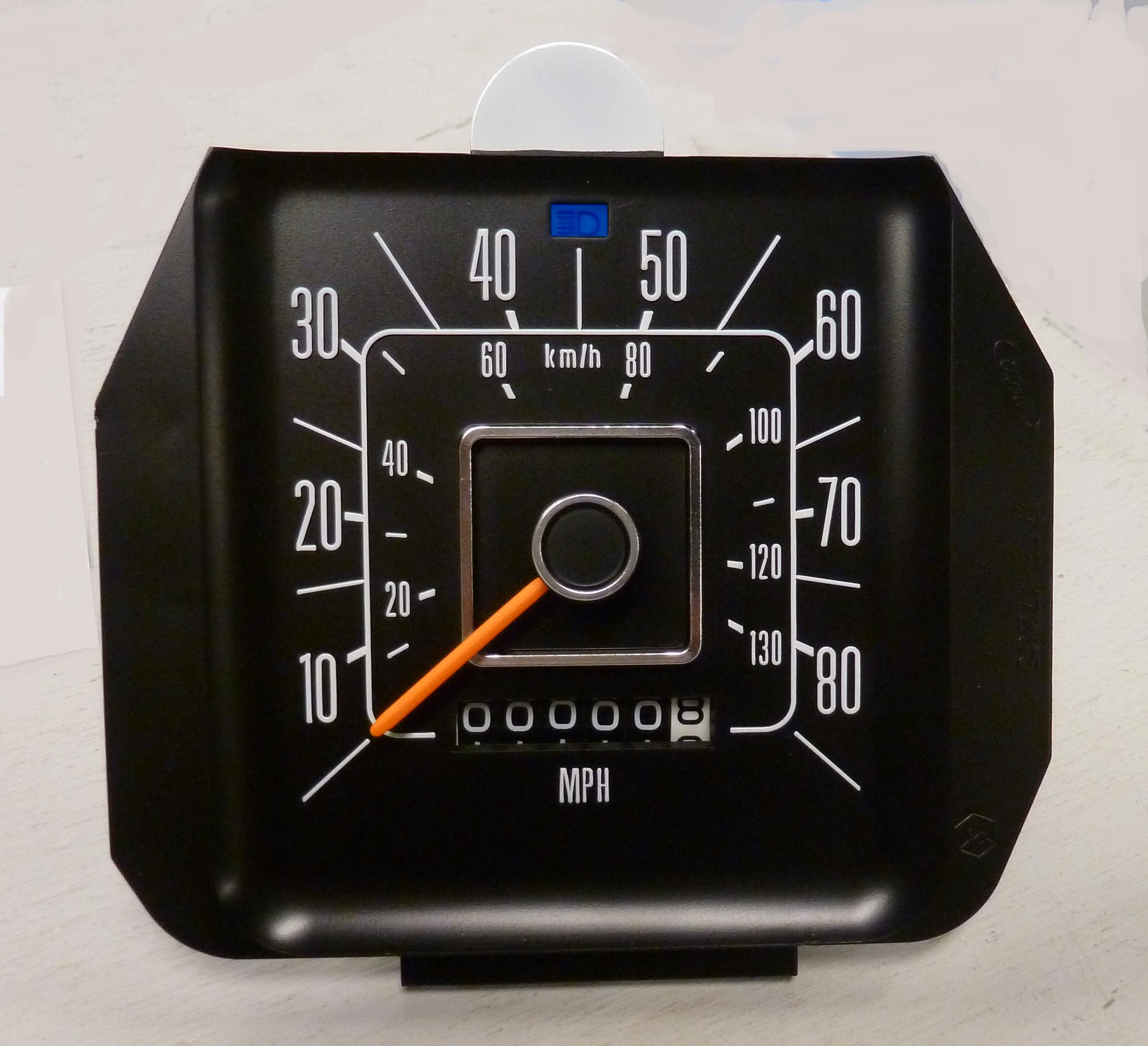 1977 1 2 1979 ford bronco and f series truck speedometer with 08 Ford F-150