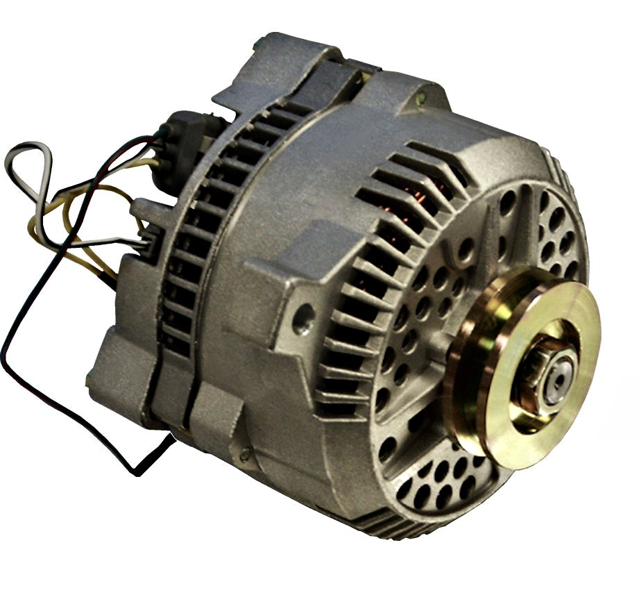 200 amp 1 Wire Alternator. Images/vbeltalternator.jpg