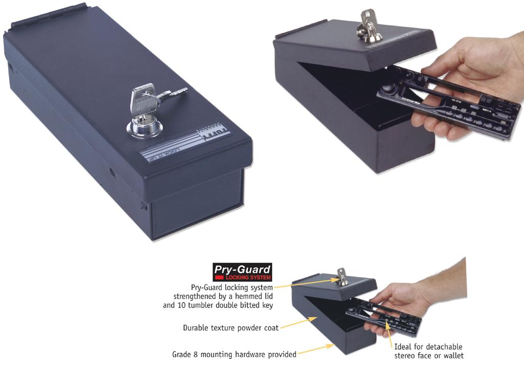 tuffy mini security lock box