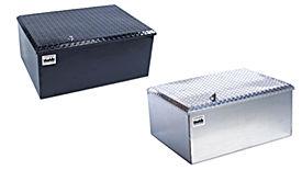 Marvelous Tuffy Rear Cargo Aluminum Storage Box