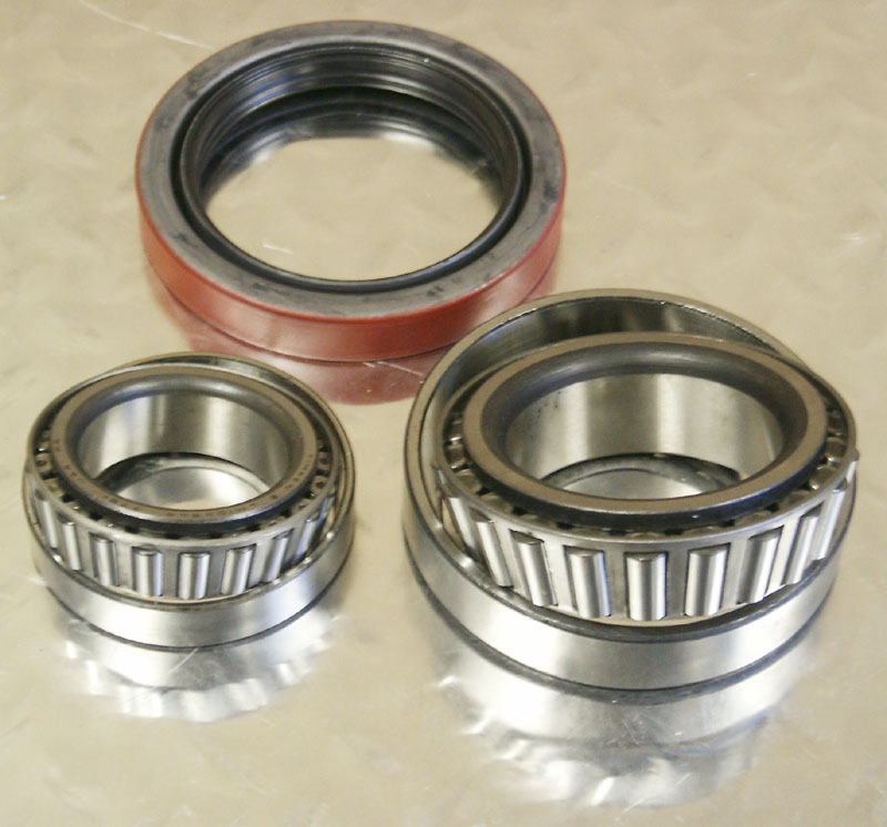 Full Floating Axle >> Timken 10.25 Full Float Axle Bearing and Seal Kit-Broncograveyard.com