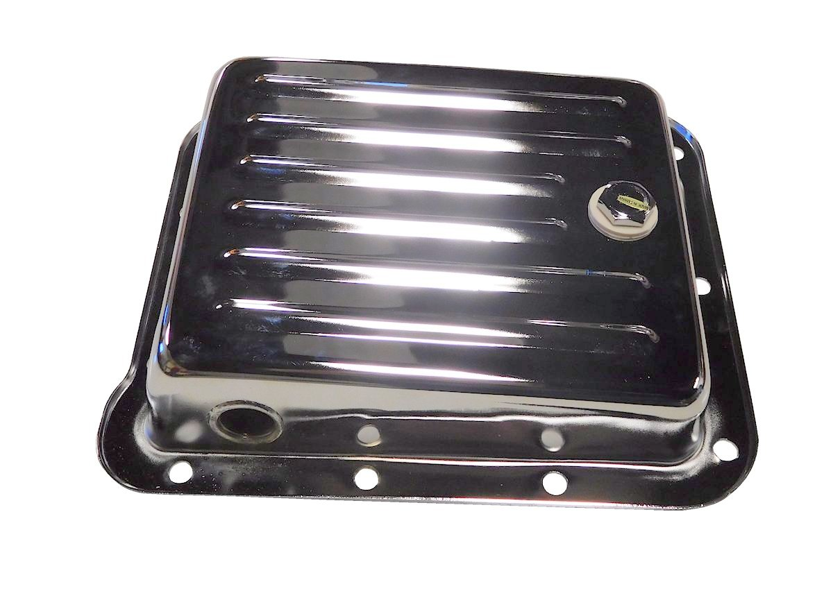 1966-1977 Ford Bronco C4 Steel Transmission Pan