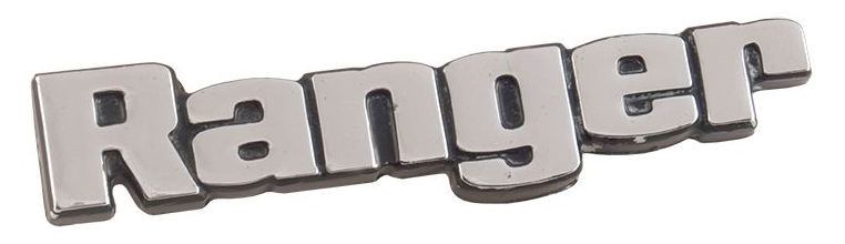 Ford Ranger Glove Box Emblem