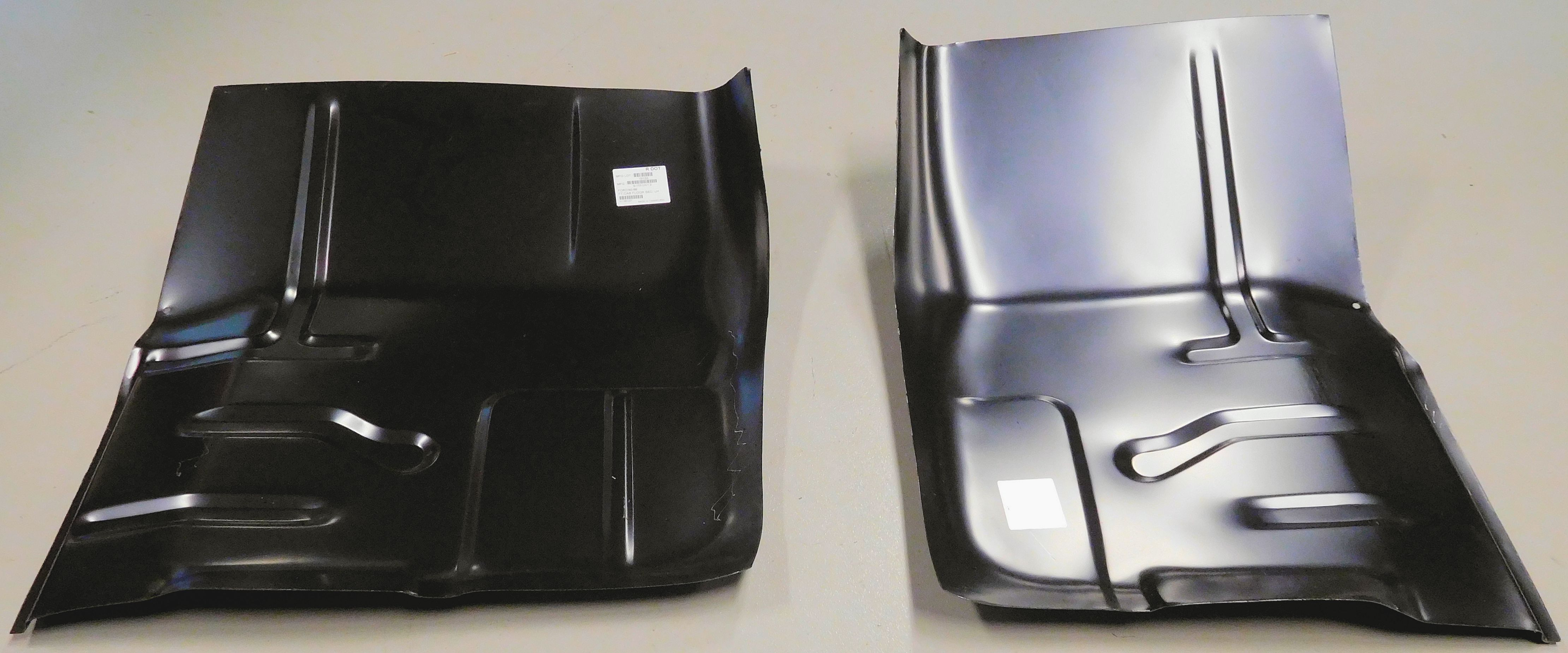 1980-1997 Ford Bronco And Ford Truck Floor Pan, Left & Right