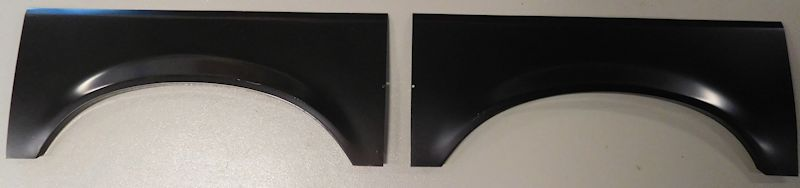1987-1997 Ford Bronco and Truck Rear Wheel Arch Panel Left & Right