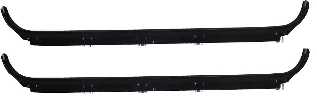 80 97 F Series Truck Crew Cab Window Weatherstrip