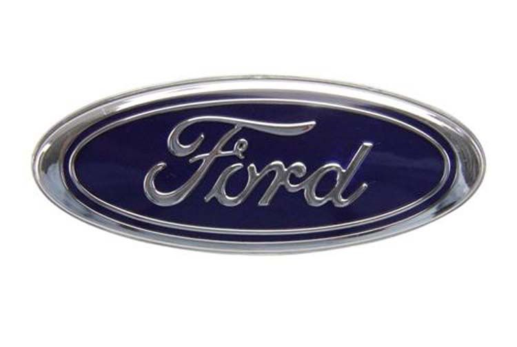 1983 1986 Ford Bronco And F Series Truck Ford Oval Emblem