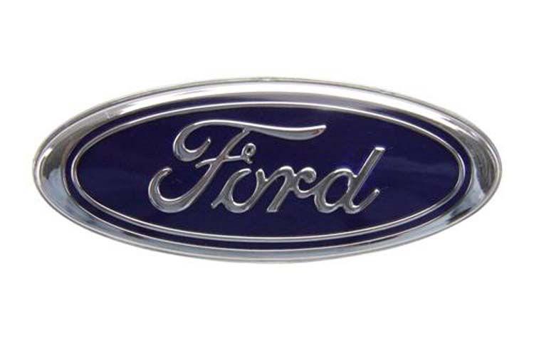 1990 ford diesel emblem