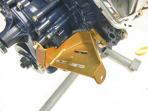 Power Steering Pump Bracket Kit 1978 79 Broncograveyard Com