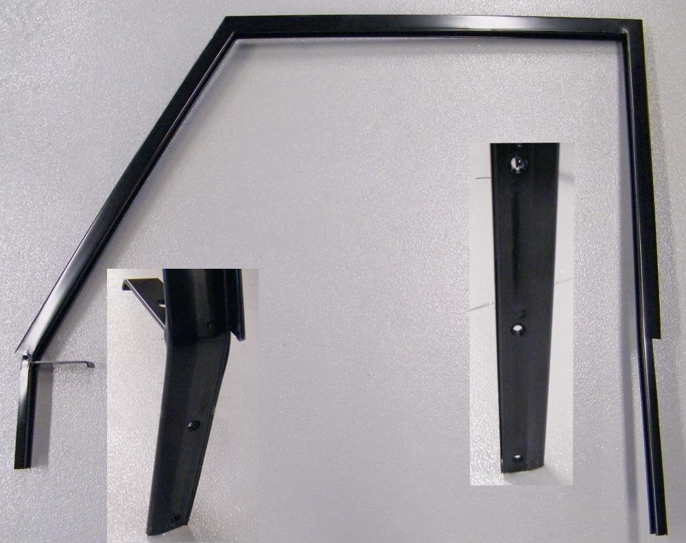 1966-77 Bronco Door Window Frame PASS.