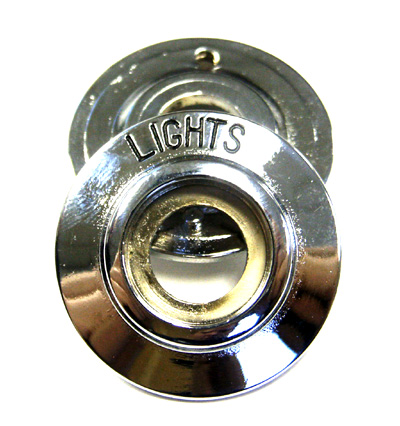 66 to 77 bronco headlight switch bezel. Black Bedroom Furniture Sets. Home Design Ideas