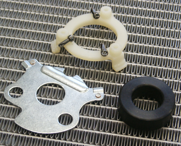 1966-1973 Ford Bronco Horn Ring Contact Kit