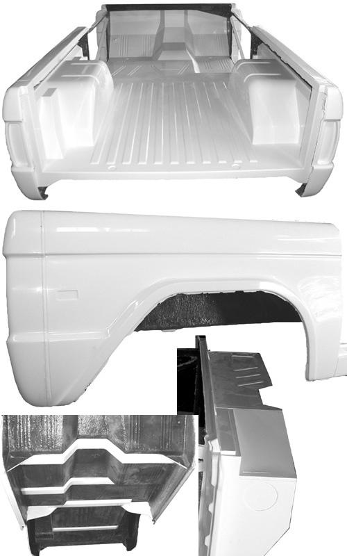 Ford Bronco Body Tub At Bronco Graveyard Broncograveyard Com