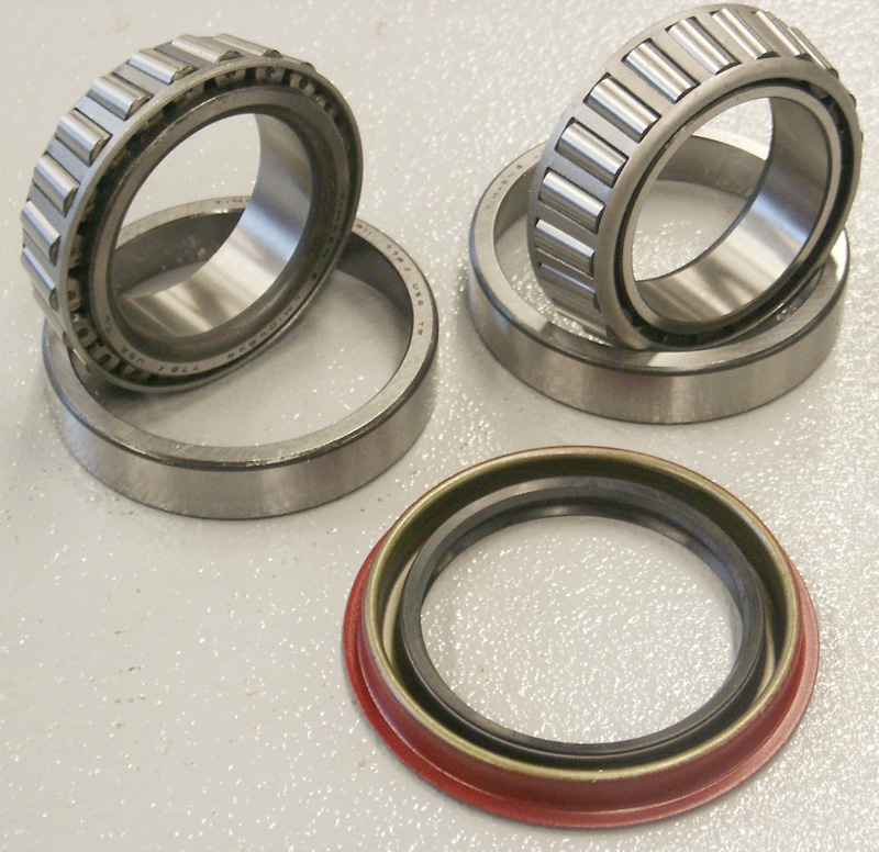D60 Axle Bearing and Seal Kit