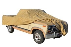Ford Pickup All Season Car Cover, Regular Cab, Long Bed, 1973-96