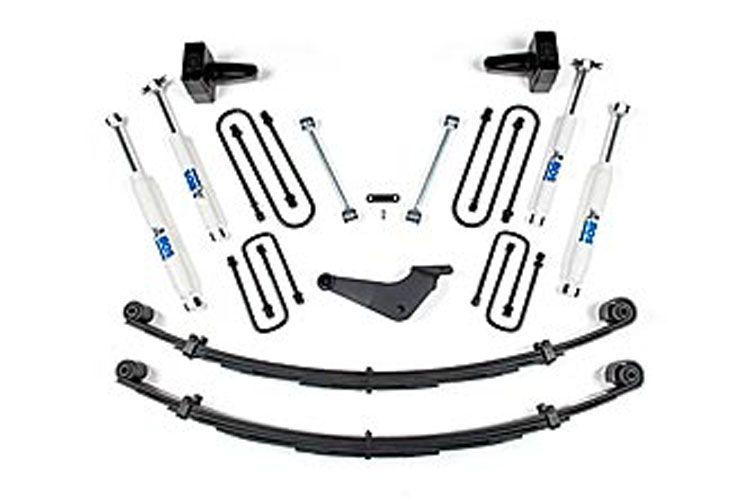 ford excursion suspension lift kit