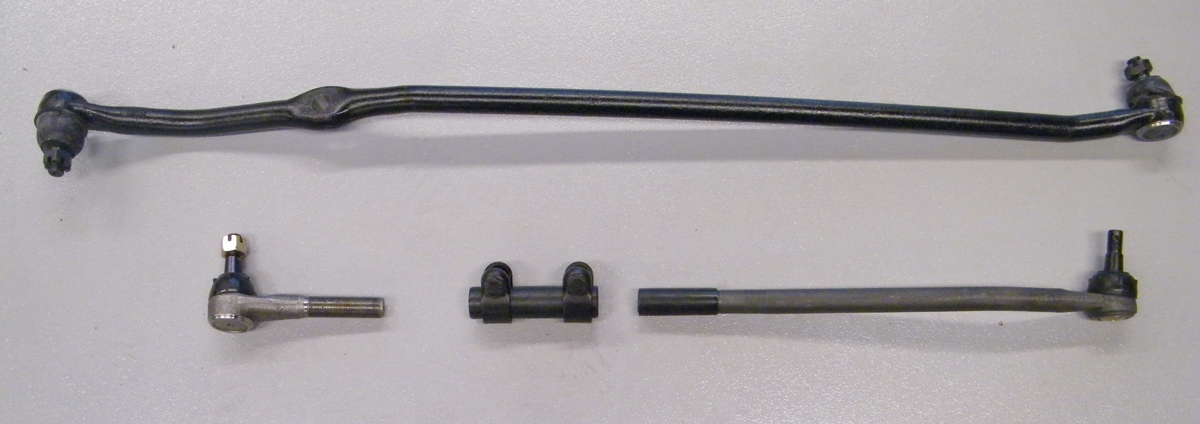 Complete Steering Rod Kit 75-79 F250 2wd 7900,8100 ...