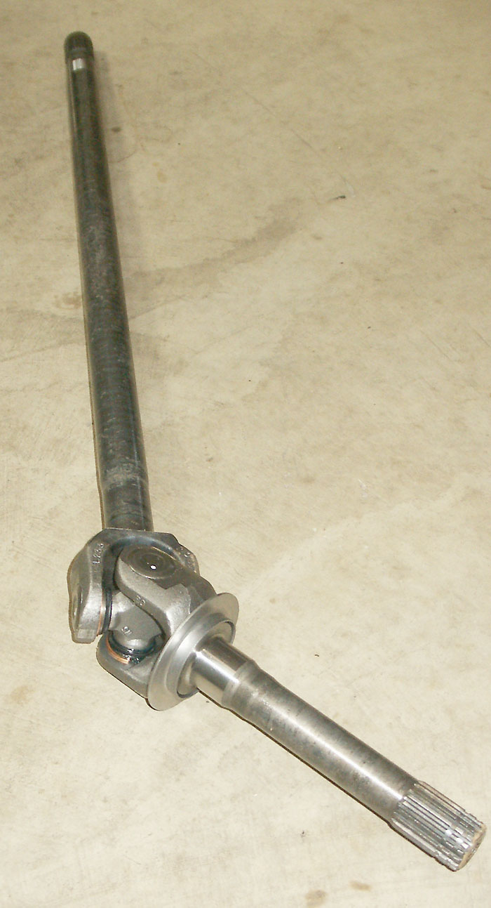 Dana 44 3/4 Axle Shafts-Broncograveyard com