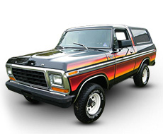 1973-79 Full Size Truck/Bronco
