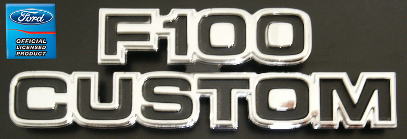 1973-1979 Bronco & F-Series Truck Body Trim and Emblems