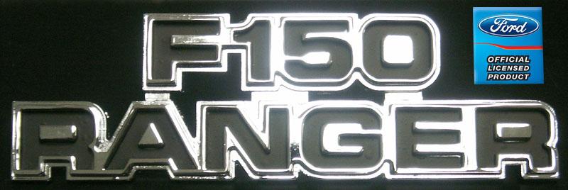 1977 1979 Ford F Series Truck F150 Ranger Emblem
