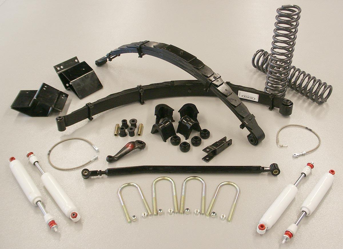 Superflex Suspension Broncograveyardcom 77 Ford F 150 Engine Diagram 5 Standard Flex System Lift Kit