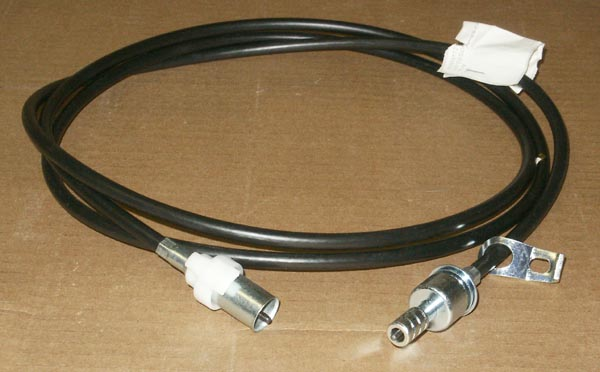1978-1979 4wd ford f250, f350 speedo cable, man trans