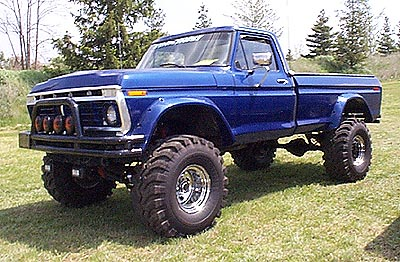 Cut Out Flares Front Bronco Or Pick Up 73 79