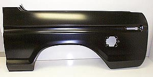 79 ford bronco rear quarter panel