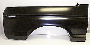 78 79 Ford Bronco Right Aftermarket Quarter Panel
