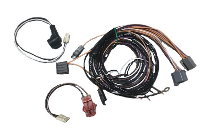 1980-86 Ford Pickup Dual Gas Tank Wiring Harness - Broncograveyard.com | 1980 Ford Dual Tank Wiring |  | Ford Bronco Parts for Sale Aftermarket, New and Used