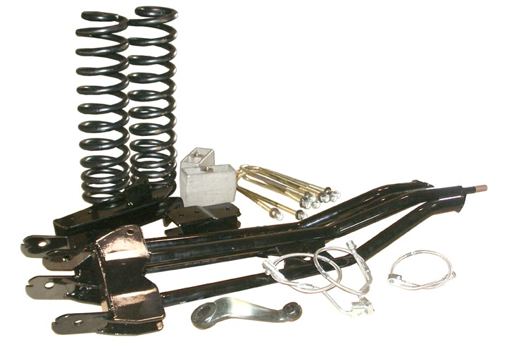5.5 Super Flex Lift Kit w/Extended Radius Arms ...